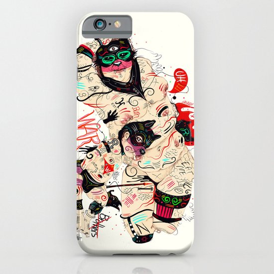 Wolfmother iPhone & iPod Case