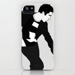 Darren Criss Dancing! iPhone Case