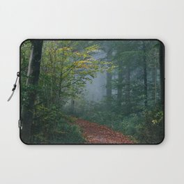 The Forest Path (Color) Laptop Sleeve