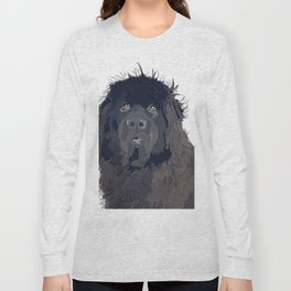 Newfoundland Dog Long Sleeve T-shirt