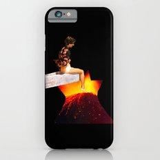 Foot into Danger iPhone 6s Slim Case