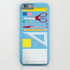 Office Supplies Slim Case iPhone 6s