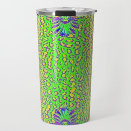 Rococo Tropical Travel Mug