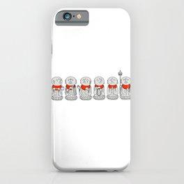 Line of Jizo iPhone Case