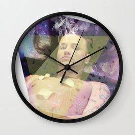 Riff Raff Wall Clock