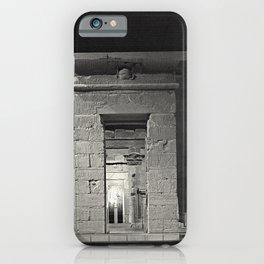 An adventure into the past I.  iPhone Case