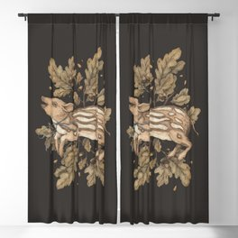 Almost Wild, Foundling Blackout Curtain