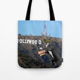Ray in Hollywood Tote Bag