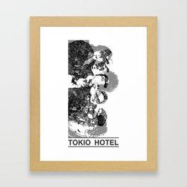TH Framed Art Print