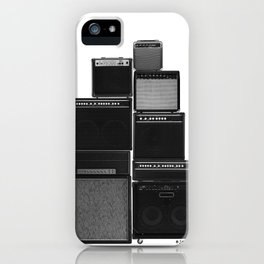 The Great Wall of LOUD iPhone Case