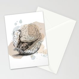 Armadillo Stationery Cards