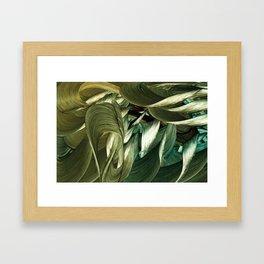 Goddess of Storms Framed Art Print