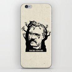 NICHE-TZSCHE iPhone & iPod Skin
