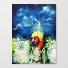 Inner Field. Canvas Print