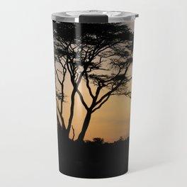 Fever tree sunset Travel Mug