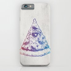 All Seeing Pizza iPhone 6s Slim Case