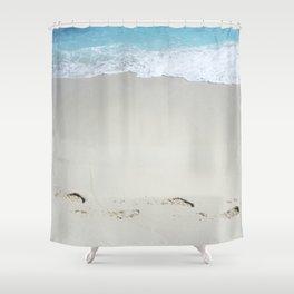 Carribean sea 10 Shower Curtain