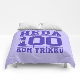 Heda Kom TriKru Comforters