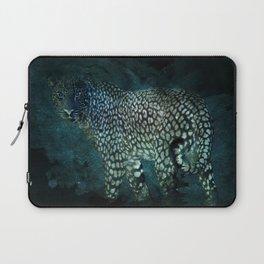 Midnight Jaguar Laptop Sleeve