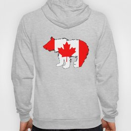 Canada Bear Cub Hoody