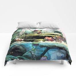 Social Fantasy Comforters