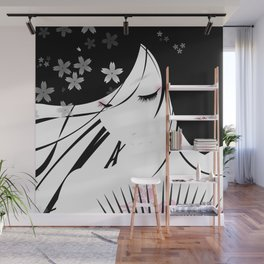 Asian Obsession Wall Mural