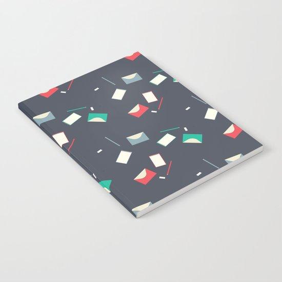 Stationery pattern Notebook