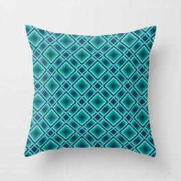 Striped 1 Throw Pillow