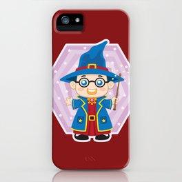 Wizard Kid iPhone Case