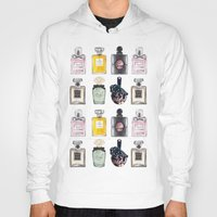 perfume Hoodies featuring Perfume Collection by Celine Strömbäck