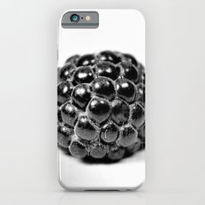 Black Raspberry iPhone 6s Slim Case