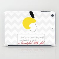 gatsby iPad Cases featuring The Great Gatsby Daisy by raeuberstochter