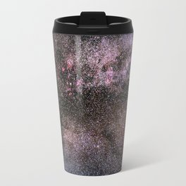 North America Nebula, the center of the Milky Way. Cysnus Constelation Travel Mug