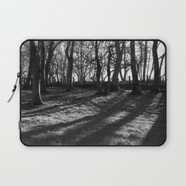 Railway Trees Laptop Sleeve