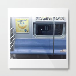 Empty Seats Metal Print