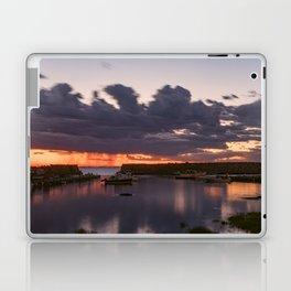 Rainy Lanescove Sunset Laptop & iPad Skin