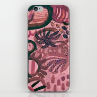 jungle iPhone & iPod Skins featuring Jungle by Akwaflorell