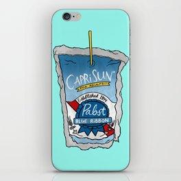PBR Capri Sun iPhone Skin
