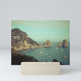 Amalfi coast, Italy 2 Mini Art Print