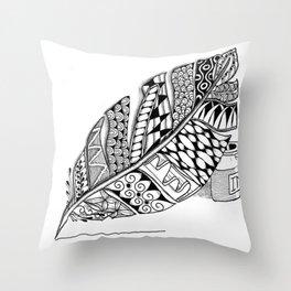 Writer Love Throw Pillow