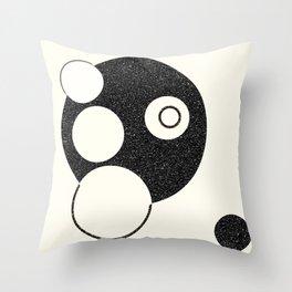 Disturbed Throw Pillow