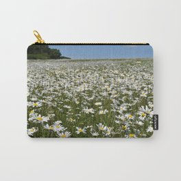 Ox-Eye Daisies Carry-All Pouch