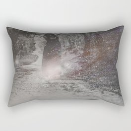 Galaxy Man (Welcome To The New Age) Rectangular Pillow