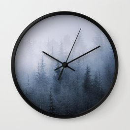 """Simbiosis"" Wall Clock"