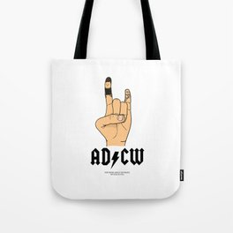Creatives Rock Tote Bag