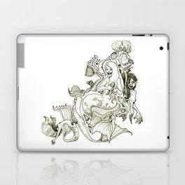 Mermaids (Wonderful Mess Series) Laptop & iPad Skin