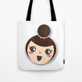 Happy Kim! Tote Bag