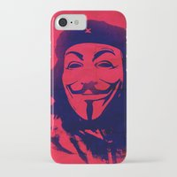 stickers iPhone & iPod Cases featuring Expect Che by rubbishmonkey