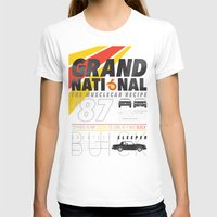 the national T-shirts featuring Grand National by CynthiaLeduc