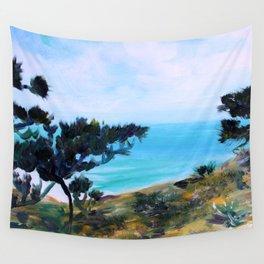 Fine, Fine Torrey Pine Wall Tapestry
